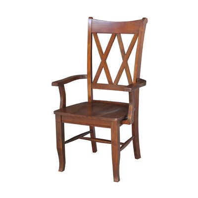 Prussia Solid Wood Dining Chair