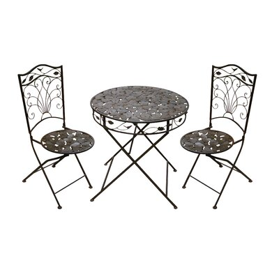 Union 3 Piece Dining Set