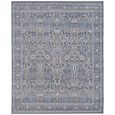 Bloomfield Grey/Grey Area Rug Rug Size: 67 x 9