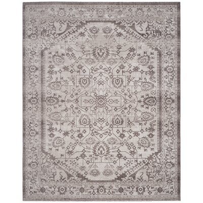 Bloomfield Beige/Brown Area Rug Rug Size: Rectangle 67 x 9