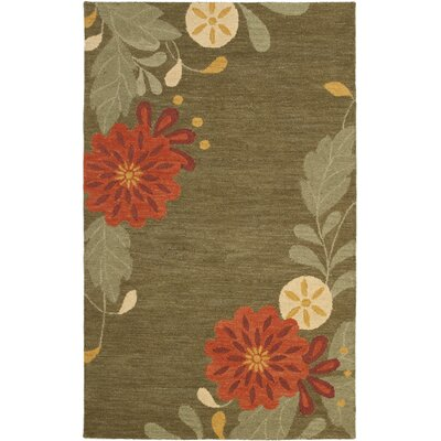 Waterford Hand-Tufted Floral Area Rug