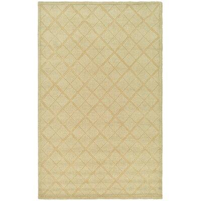 Argyle Hand-Loomed Hickory Area Rug Rug Size: 8 x 10