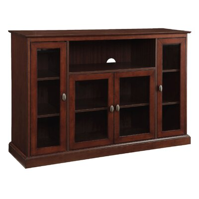 Farmersville 52 TV Stand Color: Espresso