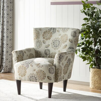Hyde Park Madison Armchair Upholstery: Callaway Mineral