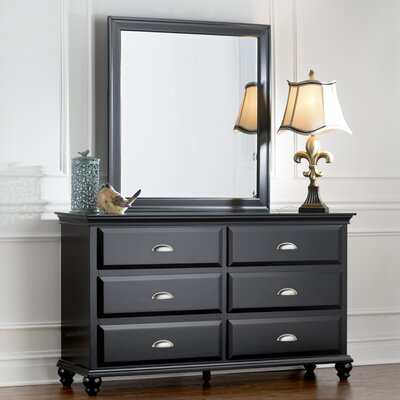 Centerville 6 Drawer Dresser by Simmons Casegoods