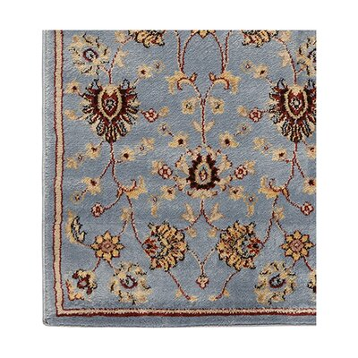 Brownville Gray Area Rug Rug Size: Rectangle 53 x 77