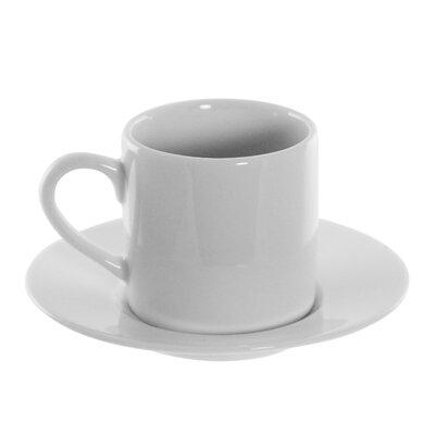 New Britain 3 oz. Teacup & Saucer (Set of 6) THRE3416 27384639