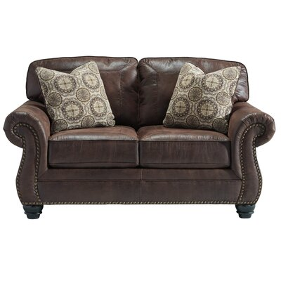 Three Posts THRE3457 27434163 Conesville Loveseat Upholstery
