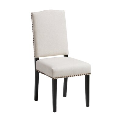 Tillson Side Chair Upholstery: Fabric - Beige