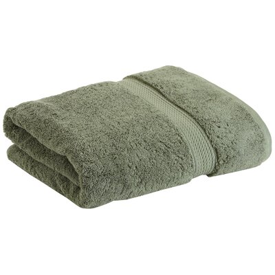 Superior 2 Piece Towel Set Color: Forest Green