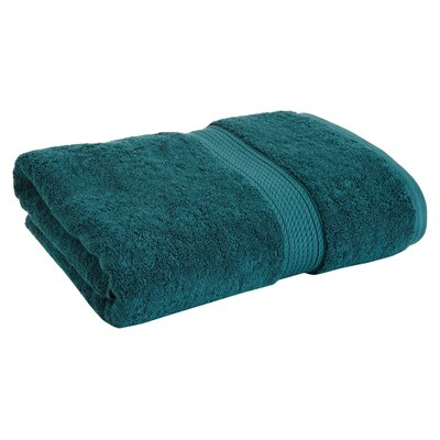 Superior 2 Piece Towel Set Color: Teal