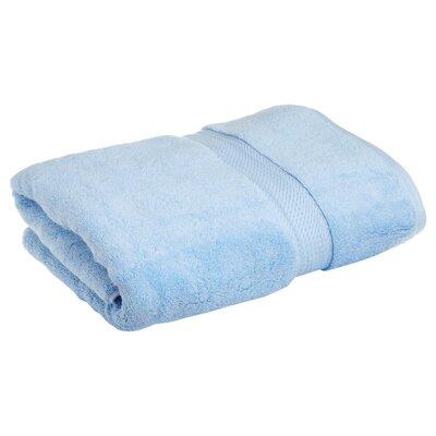 Superior 2 Piece Towel Set Color: Light Blue