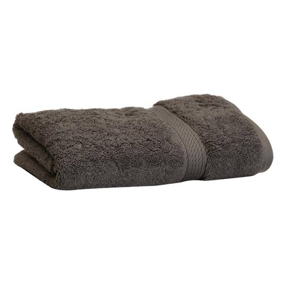 Superior Premium 4 Hand Towel Set Color: Charcoal