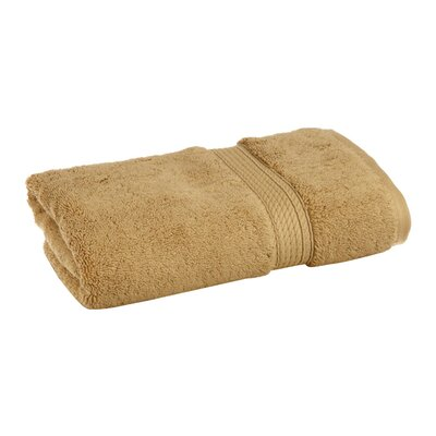 Superior Premium 4 Hand Towel Set Color: Toast