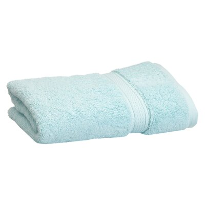 Superior Premium 4 Hand Towel Set Color: Sea Foam