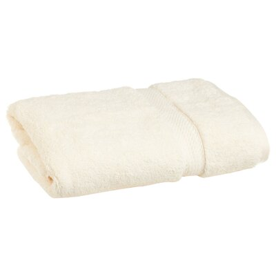 Superior Premium Hand Towel Color: Cream