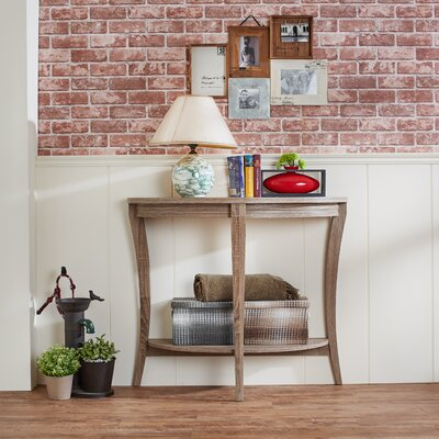 Shandaken Console Table Finish: Light Oak