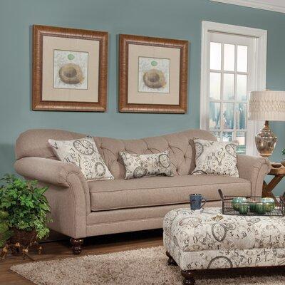 Serta Upholstery Wheatfield Sofa Upholstery: Abington Safari