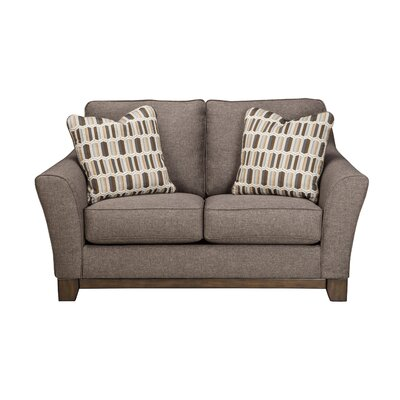 Three Posts THRE3545 27473356 Genoa Loveseat Upholstery