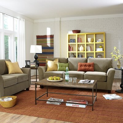 Three Posts THRE3596 Germantown Living Room Collection