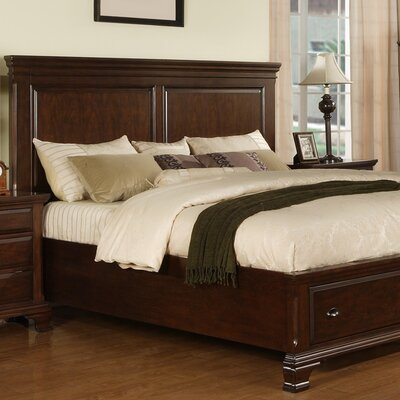 Plattsburgh Panel Bed Size: Queen