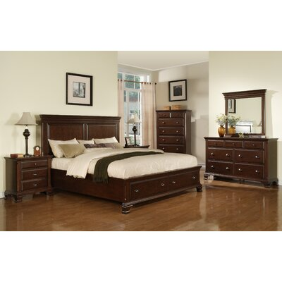 Plattsburgh Panel Customizable Bedroom Set
