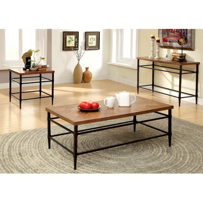 Quentin 3 Piece Coffee Table Set