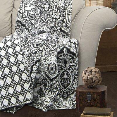 Shinnecock Reversible Quilt Cover Set Size: Queen