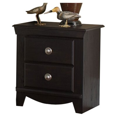 Phat 2 Drawer Nightstand