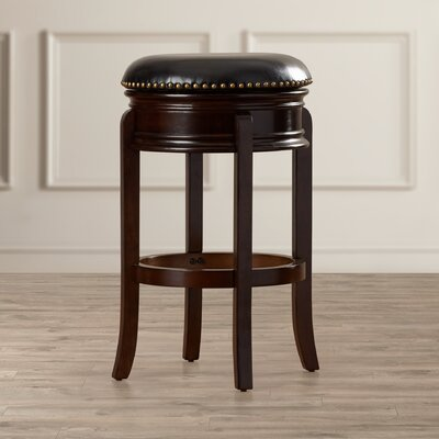 Willowridge 29 Swivel Bar Stool Finish: Cappuccino