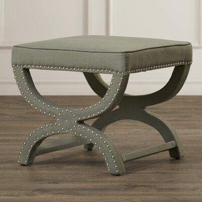 Weybossett Ottoman Upholstery: Granite