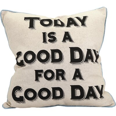 Elliott Good Day Indoor/Outdoor Throw Pillow
