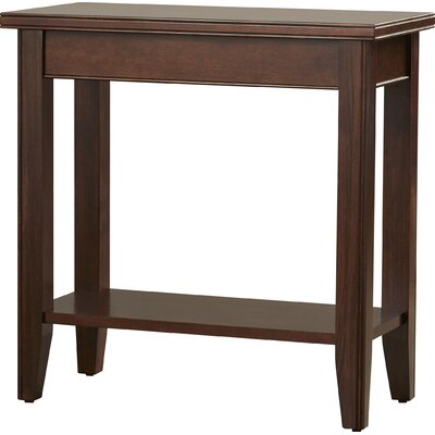 Stonington End Table Color: Sienna