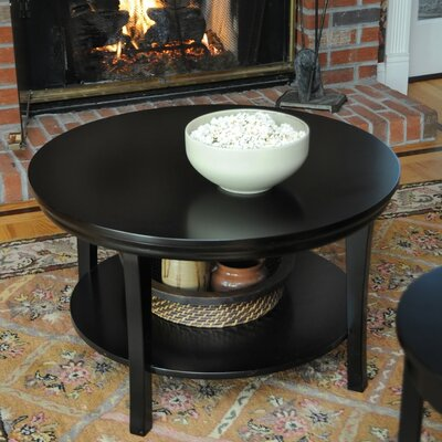 Sanford Coffee Table Color: Black