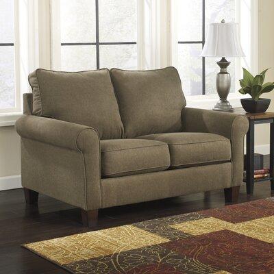 Osceola Twin Sleeper Sofa Upholstery: Basil