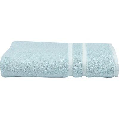 Cotton Bath Towel Color: Seaglass (Aqua)