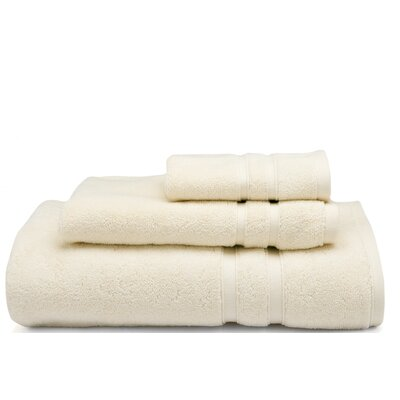 Solid Dobby Cotton Bath Towel Color: Mist