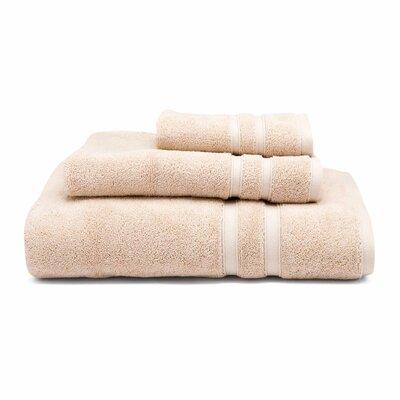 Cotton Wash Cloth Color: Prairie (Light Tan)