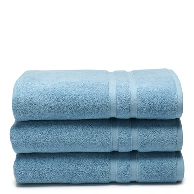 Three Posts Perennial Hand Towel Color: Oceana
