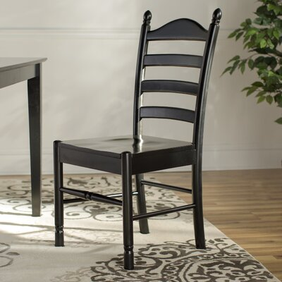 Leavelle Solid Wood Dining Chair