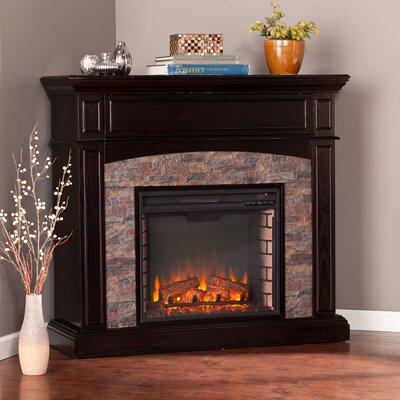 Yvonne Corner Electric Fireplace