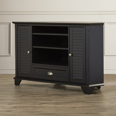 Hunterstown TV Stand Finish: Black