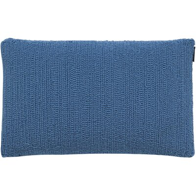 Providence Outdoor Lumbar Pillow Color: Lt. Marine Blue