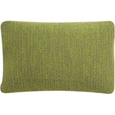 Providence Outdoor Lumbar Pillow Color: Tropical Green
