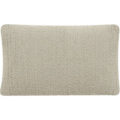 Providence Outdoor Lumbar Pillow Color: Tropical Grey
