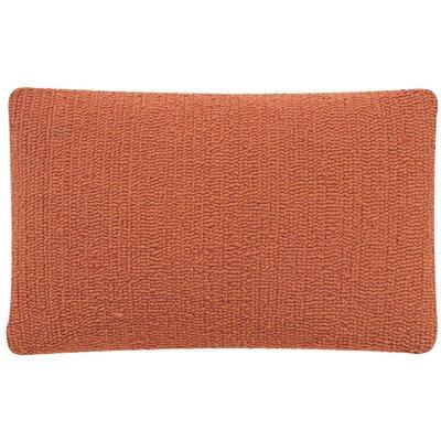 Providence Outdoor Lumbar Pillow Color: Tropical Orange