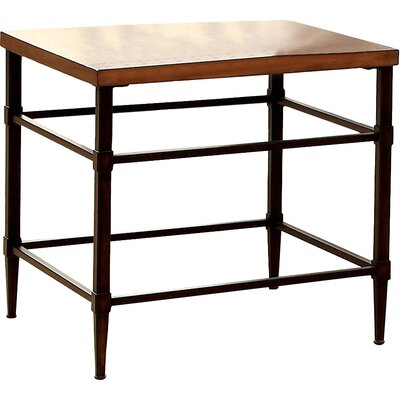 Rocky Hill End Table