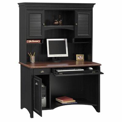 Gwendoline Computer Desk with Hutch
