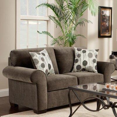 Ranger Loveseat Upholstery: Elizabeth Ash