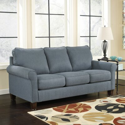 Osceola Full Sleeper Sofa Upholstery: Denim